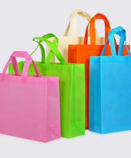 Eco friendly non woven shopping bags
