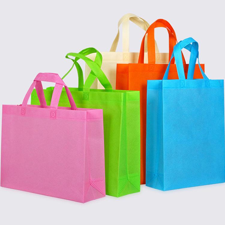 Eco friendly non woven shopping bags