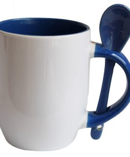 Mugs with spoon 170