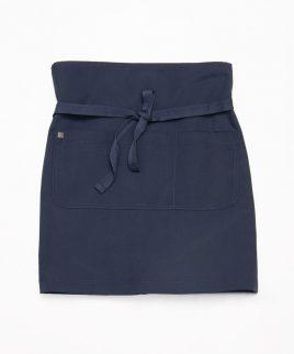 cc uniform apron deluxe waist navy flatlay 1