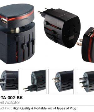 Adapters JU TA 002 BK1489043061
