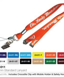 Lanyards LN 0111489403892