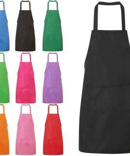 2019 New Men Lady Woman Apron Home Kitchen Chef Aprons Restaurant Cooking Baking Dress Fashion Apron