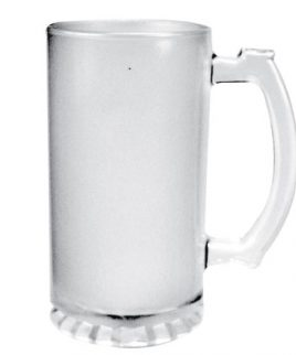 Frosted Beer Mugs
