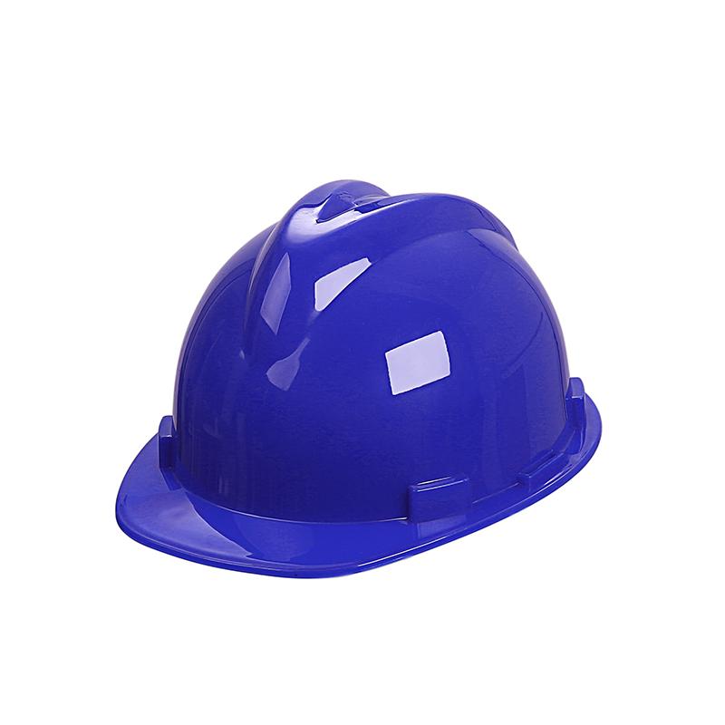 Blue con helmet