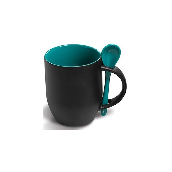 Corporate Chameleon Mug Aqua