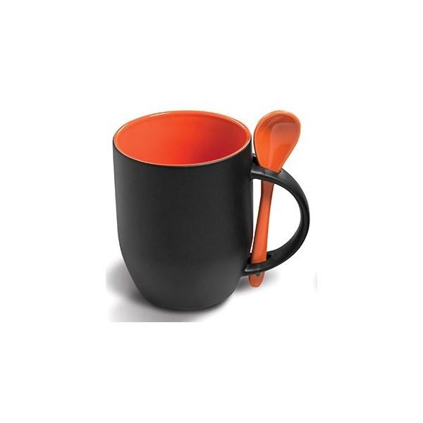 Corporate Chameleon Mug Orange