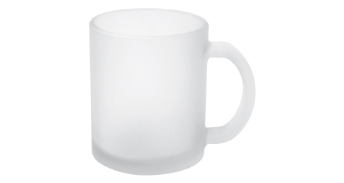 Sublimation Forsted Glass Mugs