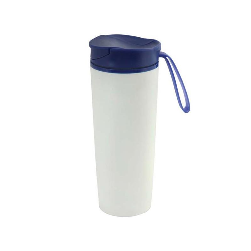 double walled suction mug