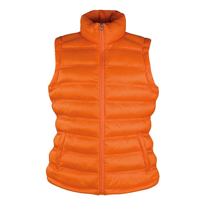 orange body warmer