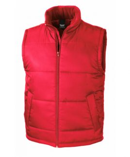 red body warmer