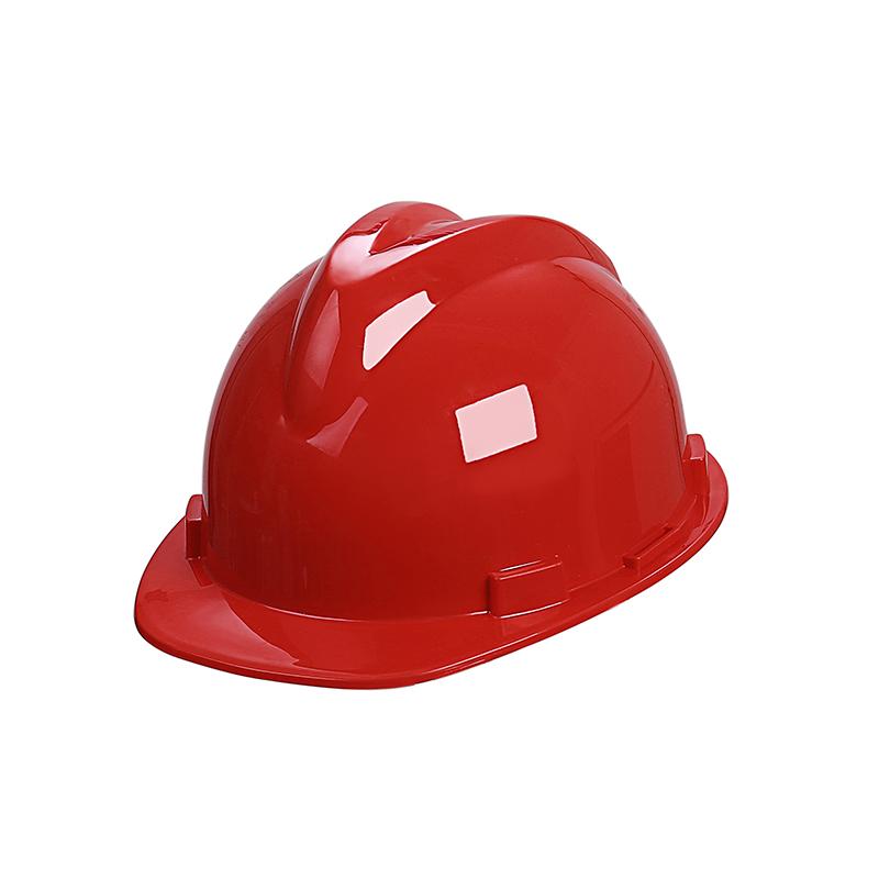 red con helmet